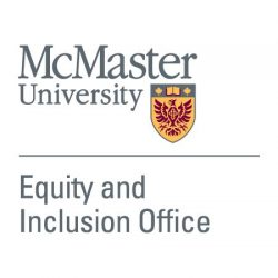 mcmaster equity and inclusion logo
