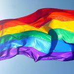 rainbow colour flag